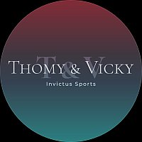 Thomy und Vicky = Invictus Sports